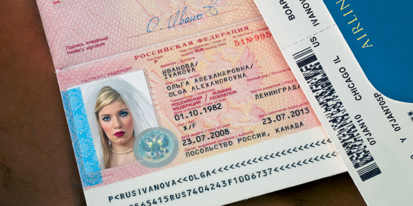 Visa marriage for mail order bride